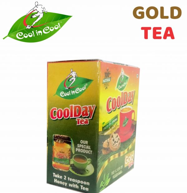 Gold-tea