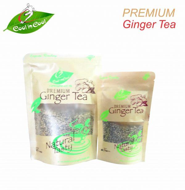 Premium ginger tea