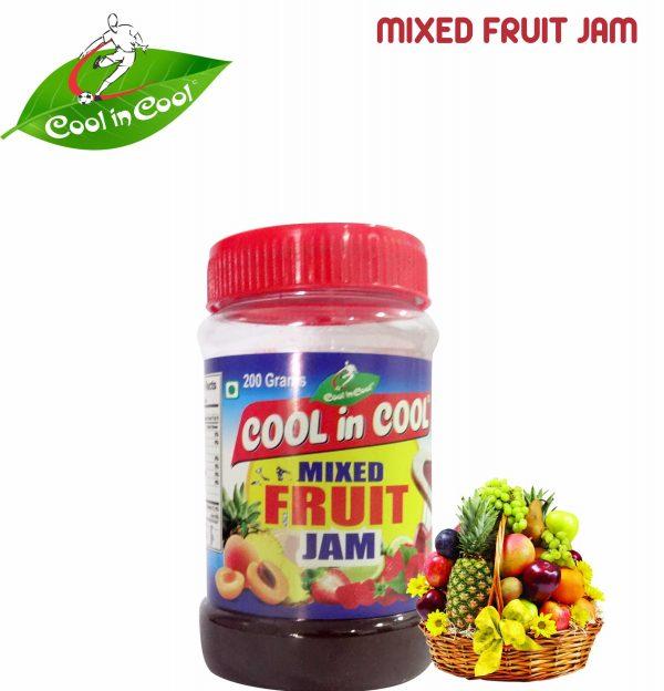 mixedfruit jam