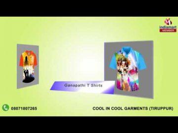 Hosiery Garment by Cool In Cool Garments, Tiruppur